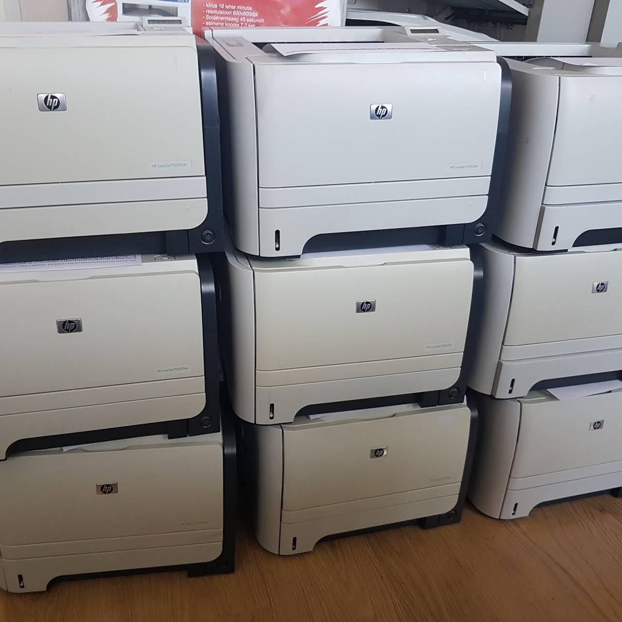 Kasutatud printerid