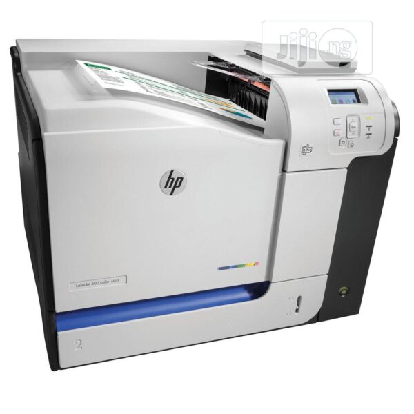 HP LJ Enterprise 500 color M551