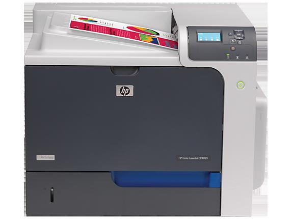 HP Color LJ CP4025