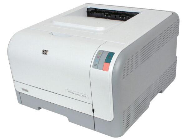 HP Color LaserJet CP1215